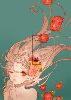 Manga style art / art / illustration