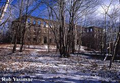 Hudson Valley Ruins: Overlook Mountain House by Rob Yasinsac