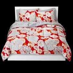 Target Mobile Site - Room Essentials® Lined Floral Comforter