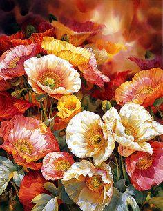 Darryl Trott-Wind in the Poppies
