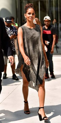 The 411 on Halle Berry's modern style.
