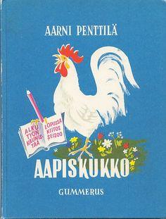 Aapiskukko, Penttilä Aarni - Antikvaari