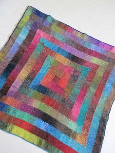 Noro Silk Garden Ten-Stitch