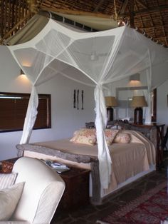 Beho Beho Safari Camp located in Tanzania in the Selous Game Reserve. I still dream about that fabulous trip.