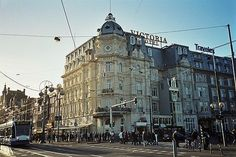 Amsterdam, Street View, Victoria, Biography
