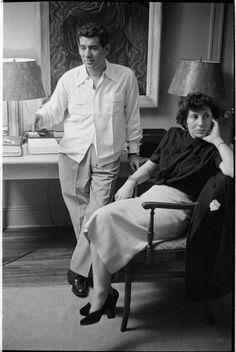 Leonard Bernstein [Leonard Bernstein and Betty Comden.]