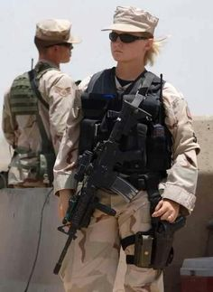 Gurlz Kick sum azz. Thank you to all the women who serve our nation!