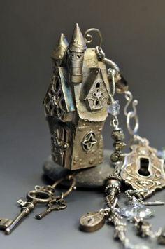 PMC work Fairy Queen of Keys Castle Christi Anderson - love : ファッション1 - NAVER まとめ