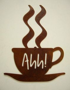 Ahh! Coffee!