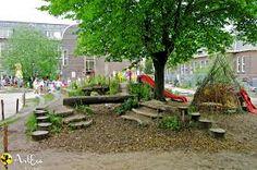 groen schoolplein - Google zoeken