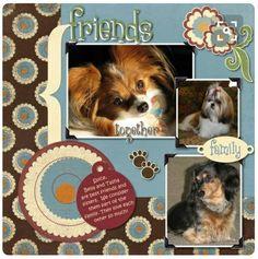 Dog page