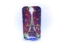 Carcaza Pintura Eiffel Relieve Samsung Galaxy S4 / S4 mini — HighTeck Store