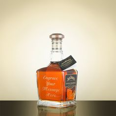 We're inviting you to make your Single Barrel experience that little bit more special with a personalised bottle engraved with a name and short message