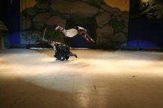 Les ballets africains. Performance: http://vimeo.com/26454296