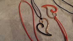 Necklace Metal Heart
