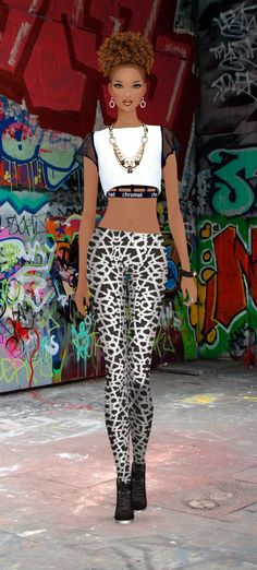 Covet Fashion Game Hip Hop Dance Off