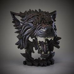 EDGE SCULPTURE - Wolf Fenrir