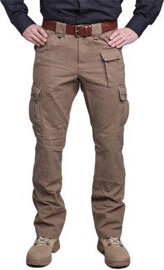 Pentagon Elgon Heavy Duty Pants, kojootinruskea