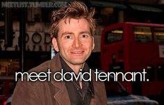 I'm coming, David... Someday )':