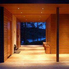 Villa K&Y by Meark Architects, www. Archipelago, Garage Doors, Villa, Barn, Contemporary, Outdoor Decor, House, Architects, Island