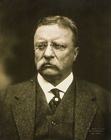 9th of November 1906 – Theodore Roosevelt is the first sitting President of the United States to make an official trip outside the country. He did so to inspect progress on the Panama Canal.