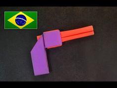Origami: Peixe ( Riccardo Foschi ) - Instruções em português PT BR - YouTube