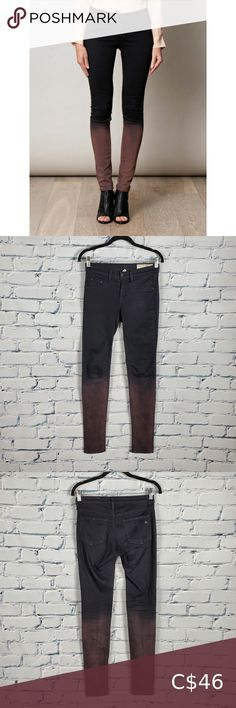 Check out this listing I just found on Poshmark: Rag & Bone Legging in Rusted Ombre. #shopmycloset #poshmark #shopping #style #pinitforlater #rag & bone #Pants Pink Jeans, Denim Skinny Jeans, Distressed Skinny Jeans, Denim Pants, Leather Pants, Stripped Pants, White Eyelet Dress, Leather Heeled Boots, Stretch Pants