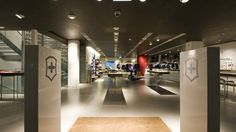 Victorinox - Flagship Store, Genf Konzeptdesign by retailpartners ag.