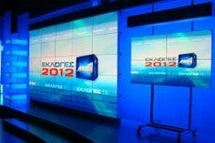 PLASMA WALL Flat Screen, Neon Signs, Wall, Products, Blood Plasma, Flatscreen, Walls, Dish Display, Gadget