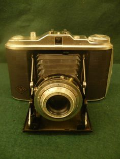 Agfa Isolette Camera Made in Germany by BooksOnMain on Etsy