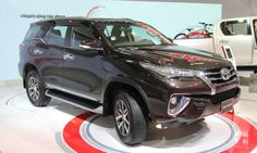 Toyota Fortuner thế hệ mới ra mắt thị trường Việt - VnExpress
