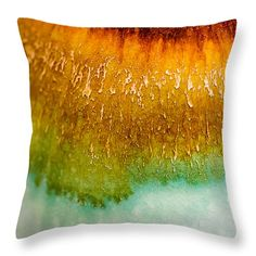 """Color Fade 16"""" x 16"""" Throw Pillow by Christi Kraft, $45.  Multiple sizes available."""