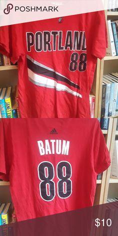 0080bbdfe Portland Trail Blazers Player (C.J. McCollum) Big Kids  NBA T-Shirt ...
