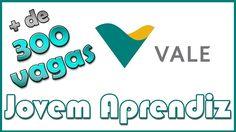 Vale tem mais de 300 vagas para jovem aprendiz