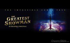 The Greatest Showman, la nueva película ha sido estrenada a nivel mundial a bordo del Queen Mary 2 de la naviera Cunard Line. Estos son los detalles.
