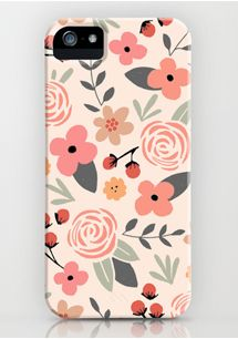 iphone case  Flower Fest iPhone Case by Kelli Murray on Society6 inspiration #FlowerShop