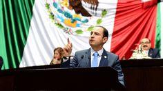 """""""Los diputados michoacanos del PAN votamos a favor de un presupuesto para Michoacán de casi 900 mdp adicionales a lo programado por el gobierno federal"""", destacó el coordinador de la ..."""