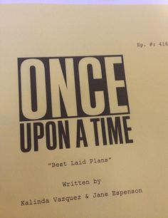 Here's another #OnceUponATime #titlespoiler -- hope to see ya March 1st! (4x16)