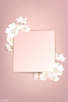 Framed Wallpaper, Flower Background Wallpaper, Glitter Background, Flower Backgrounds, Background Patterns, Wallpaper Backgrounds, Iphone Wallpaper, Instagram Background, Instagram Frame