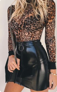 going out outfits Revelatory Mini Skirt Dress Ideas For Your Best Sexy Looking GALA Fashion Mode Outfits, Night Outfits, Stylish Outfits, Spring Outfits, Fashion Outfits, Fashion Trends, Trending Fashion, Dress Fashion, Club Outfits For Women