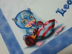 Capitão América baby