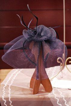 """Modello """"Sevrès""""  #creazioni #hats #matrimonio #sposa #cerimonie #cappello"""