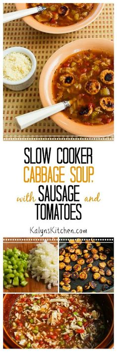 Low-Carb/Keto Slow Cooker Reuben Soup   Recipe   Gluten ...