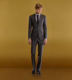 cool suit from gucci