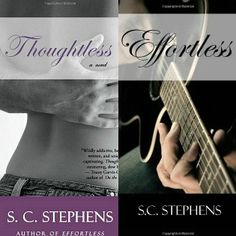 The next series of books I am reading. And the third one Reckless comes out in march