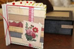 DIY inspirational journal - 7gypsies