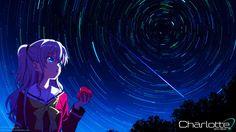 anime charlotte - Buscar con Google