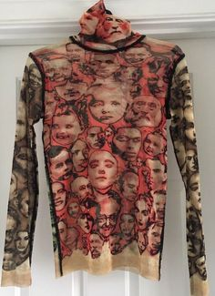 Jean Paul Gaultier, Runway Fashion, High Fashion, Cool Outfits, Fashion Outfits, Vintage Jeans, Look Cool, Vogue, Aesthetic Clothes