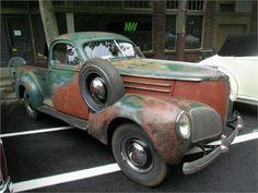 1939 Studebaker truck!