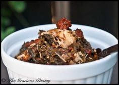 So I found this recipe on the gracious pantry website. I was looking for crock pot recipes to make and I thought this one sounded simple!...